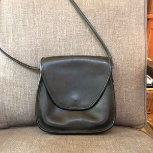 Coach black purse